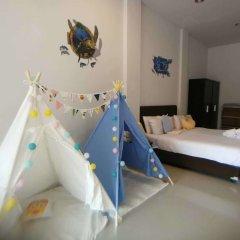 Only Blue Hotel детские мероприятия