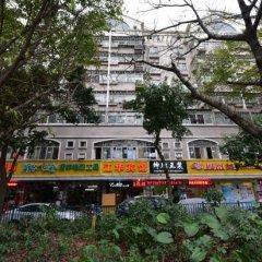 Jianghua Hostel Шэньчжэнь приотельная территория