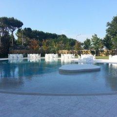 Отель Villa Michelangelo бассейн фото 3
