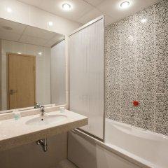 Отель Славуна ванная