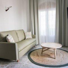 Hotel Capri комната для гостей фото 16