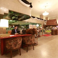 Asia Hotel Bangkok Бангкок интерьер отеля