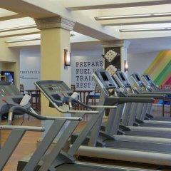 Отель Sheraton Grand Los Cabos Hacienda Del Mar фитнесс-зал