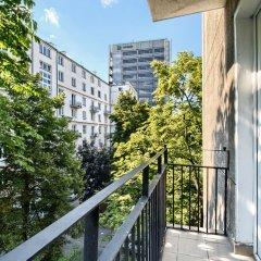 Апартаменты 'My name is Warsaw' Apartments балкон
