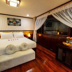 Отель Halong Silversea Cruise комната для гостей фото 2