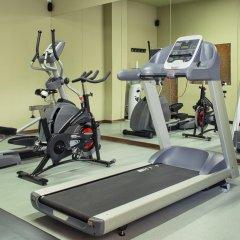 Отель Movich Casa del Alferez фитнесс-зал