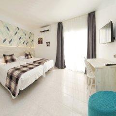 Отель Playasol Lei Ibiza - Adults Only Испания, Ивиса - 1 отзыв об отеле, цены и фото номеров - забронировать отель Playasol Lei Ibiza - Adults Only онлайн комната для гостей фото 2