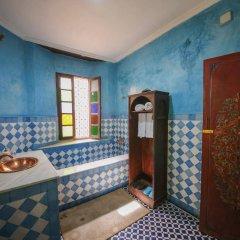 Отель Riad Dar Guennoun Марокко, Фес - отзывы, цены и фото номеров - забронировать отель Riad Dar Guennoun онлайн комната для гостей фото 5