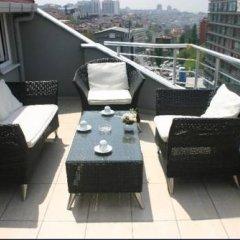Karahan Residence Турция, Стамбул - отзывы, цены и фото номеров - забронировать отель Karahan Residence онлайн балкон