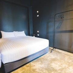 Отель ISSARA by d HOSTEL Таиланд, Бангкок - 1 отзыв об отеле, цены и фото номеров - забронировать отель ISSARA by d HOSTEL онлайн комната для гостей фото 3