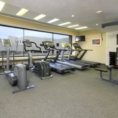 Отель Holiday Inn Resort Los Cabos Все включено фитнесс-зал фото 4