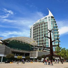 Отель Expo Marina Lis спа