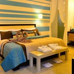 Отель Posada Mariposa Boutique Плая-дель-Кармен удобства в номере