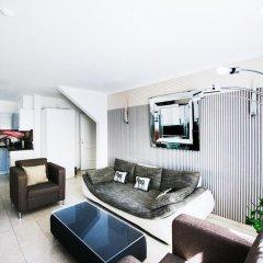 Апартаменты Junior Suite Apartment by Livingdowntown Цюрих комната для гостей фото 3