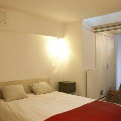 Отель B&B Phileas Fogg Бельгия, Брюссель - отзывы, цены и фото номеров - забронировать отель B&B Phileas Fogg онлайн комната для гостей фото 3