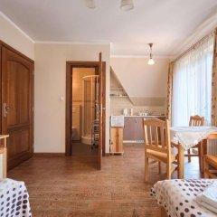 Отель VISITzakopane City Apartments Польша, Закопане - отзывы, цены и фото номеров - забронировать отель VISITzakopane City Apartments онлайн комната для гостей фото 4