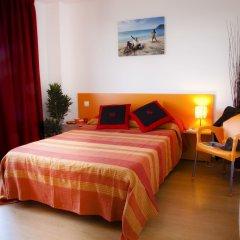 Отель Apartamentos Turísticos Bahía de Boó комната для гостей фото 4