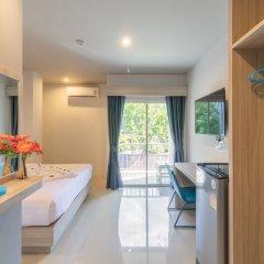 Отель Carpio Hotel Phuket Таиланд, Пхукет - отзывы, цены и фото номеров - забронировать отель Carpio Hotel Phuket онлайн комната для гостей фото 5