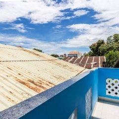 Отель Quynh Long Homestay бассейн