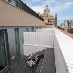 Отель St Christopher's Inn Барселона балкон