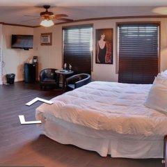 Отель Motel Montcalm Канада, Гатино - отзывы, цены и фото номеров - забронировать отель Motel Montcalm онлайн комната для гостей фото 4