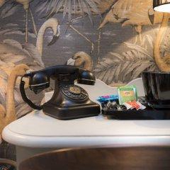 Отель Hôtel Jeanne d'Arc Le Marais Франция, Париж - отзывы, цены и фото номеров - забронировать отель Hôtel Jeanne d'Arc Le Marais онлайн в номере фото 2
