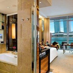 The Fullerton Bay Hotel Singapore ванная
