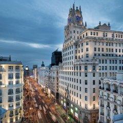 Отель NH Collection Madrid Gran Vía Испания, Мадрид - 1 отзыв об отеле, цены и фото номеров - забронировать отель NH Collection Madrid Gran Vía онлайн городской автобус