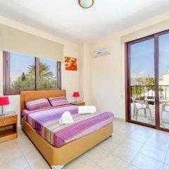 Отель Zouvanis Luxury Villas Кипр, Протарас - отзывы, цены и фото номеров - забронировать отель Zouvanis Luxury Villas онлайн комната для гостей фото 4