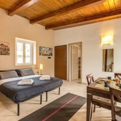Апартаменты Aurelia Vatican Apartments комната для гостей фото 8