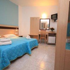 Отель Moschos Hotel Греция, Родос - отзывы, цены и фото номеров - забронировать отель Moschos Hotel онлайн комната для гостей