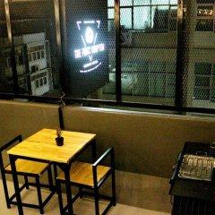 Отель Din Space Bangkok питание