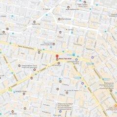 Отель Athens Tiare Hotel Греция, Афины - 1 отзыв об отеле, цены и фото номеров - забронировать отель Athens Tiare Hotel онлайн городской автобус