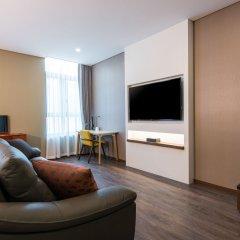 ENA Suite Hotel Namdaemun комната для гостей