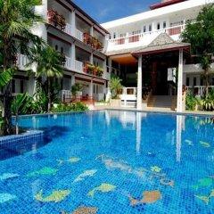 Отель Koh Tao Montra Resort & Spa с домашними животными