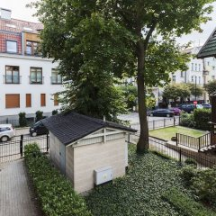 Апартаменты Royal Apartments - Apartamenty Morskie Сопот балкон