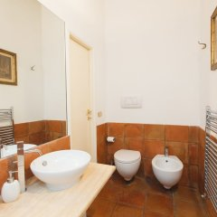 Апартаменты Ripa Terrace Trastevere Apartment ванная