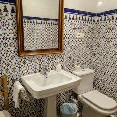 Отель Pensión Amaiur ванная фото 2