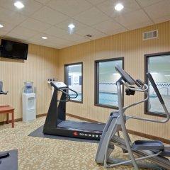 Отель Holiday Inn Express & Suites Ashland фитнесс-зал фото 2