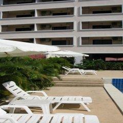 The Zen Hotel Pattaya балкон