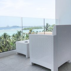 Отель Boca Beach Residence балкон