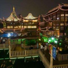 Отель Swissotel Grand Shanghai балкон
