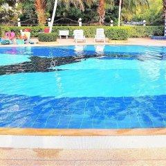 Отель View Talay 2 - 1 bed Jomtien Паттайя бассейн фото 3