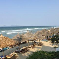 Отель Ocean Bungalow Homestay пляж
