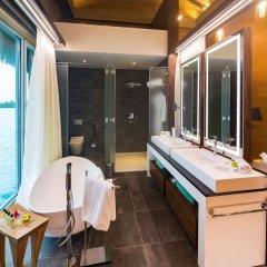 Отель InterContinental Bora Bora Resort and Thalasso Spa ванная фото 2