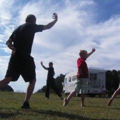 Отель Morvigsanden Camping Норвегия, Гримстад - отзывы, цены и фото номеров - забронировать отель Morvigsanden Camping онлайн детские мероприятия фото 2
