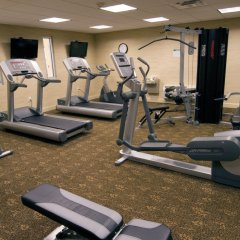 Отель Holiday Inn Columbus Dwtn-Capitol Square Колумбус фитнесс-зал