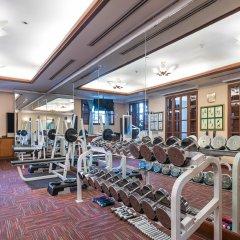 Evergreen Laurel Hotel Bangkok фитнесс-зал