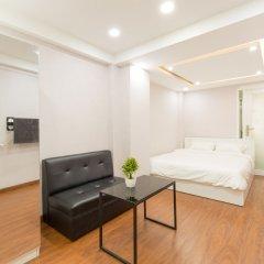 Отель Qhome Saigon - Vo Van Tan Вьетнам, Хошимин - отзывы, цены и фото номеров - забронировать отель Qhome Saigon - Vo Van Tan онлайн комната для гостей фото 2