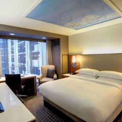 Отель Hilton Columbus Downtown США, Колумбус - отзывы, цены и фото номеров - забронировать отель Hilton Columbus Downtown онлайн комната для гостей фото 4